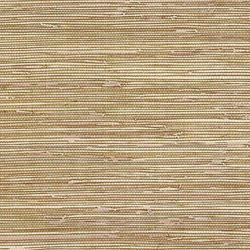 Beige Textured Grass Cloth Wallpaper - Manhattan Comfort NWBG21536 Elmhurst Horizontal Grasscloth Textured Wallpaper, 20.5