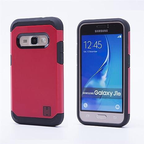 Amazon.com: Samsung Galaxy J5 2016 Slim Armor Shell Case by ...