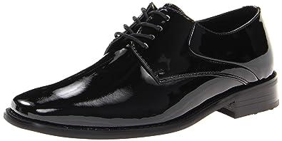 Giorgio Brutini Men's Fallon Tuxedo Oxford, Black, ...