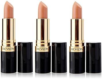 Revlon matte lipstick in nude attitude