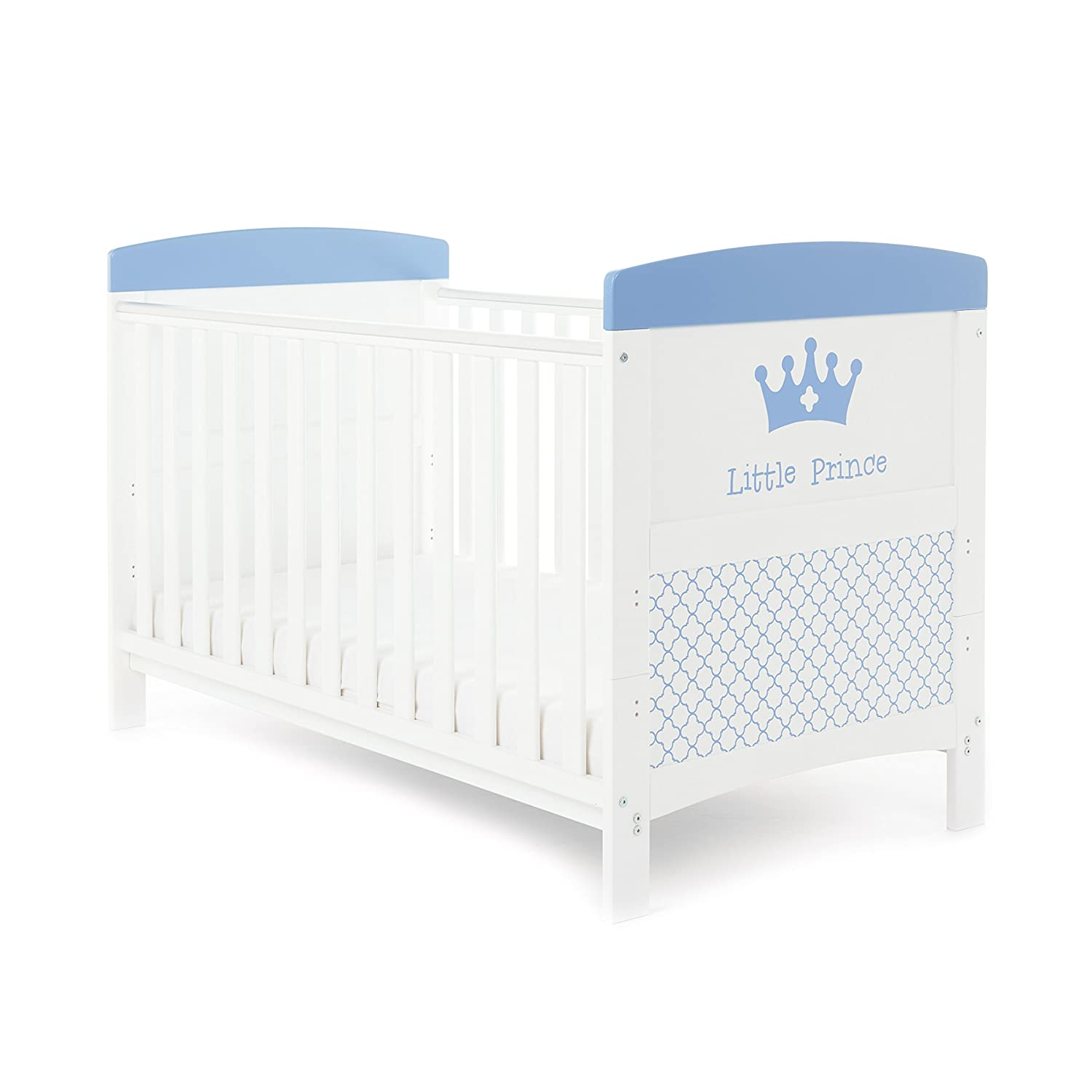 Obaby Grace Inspire Cot Bed, Little Prince Kims Baby Equipment Co Ltd 21OB1724