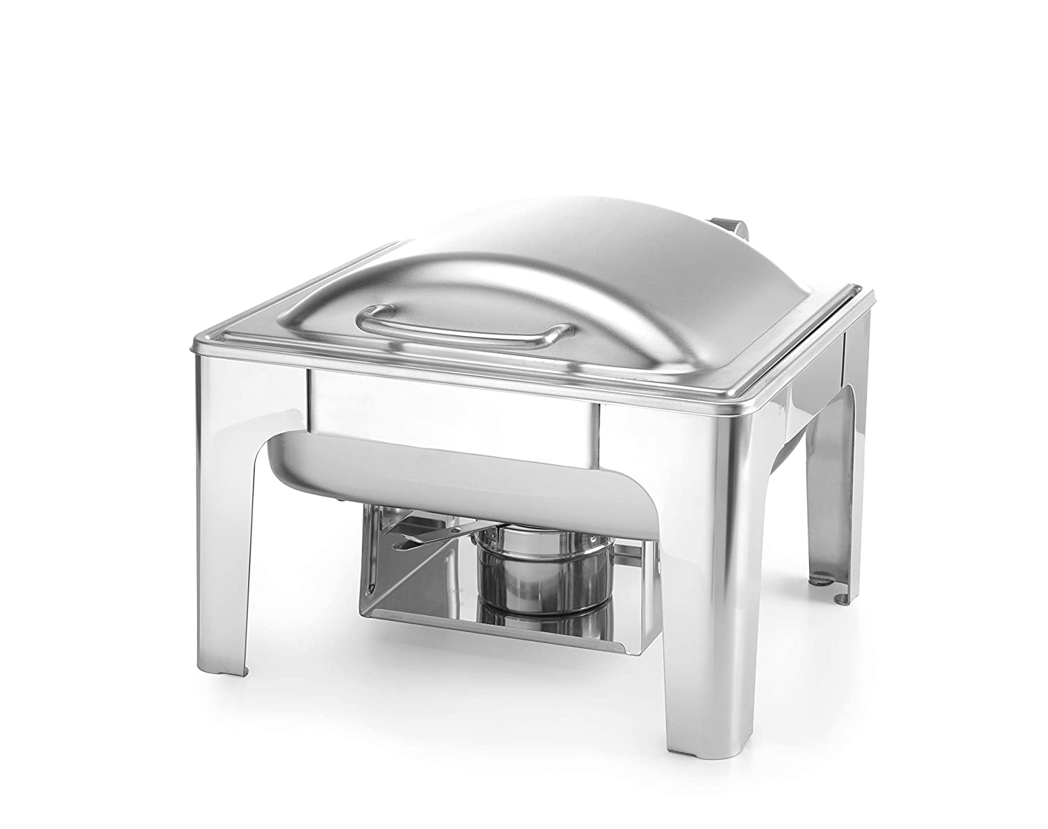 Chafing dish GN 1/2 finition satiné