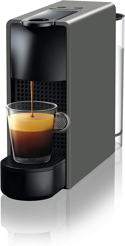 ماكينة صنع القهوة إسنزا ميني من نسبيرسو – أسود (C30-ME-BK-NE)