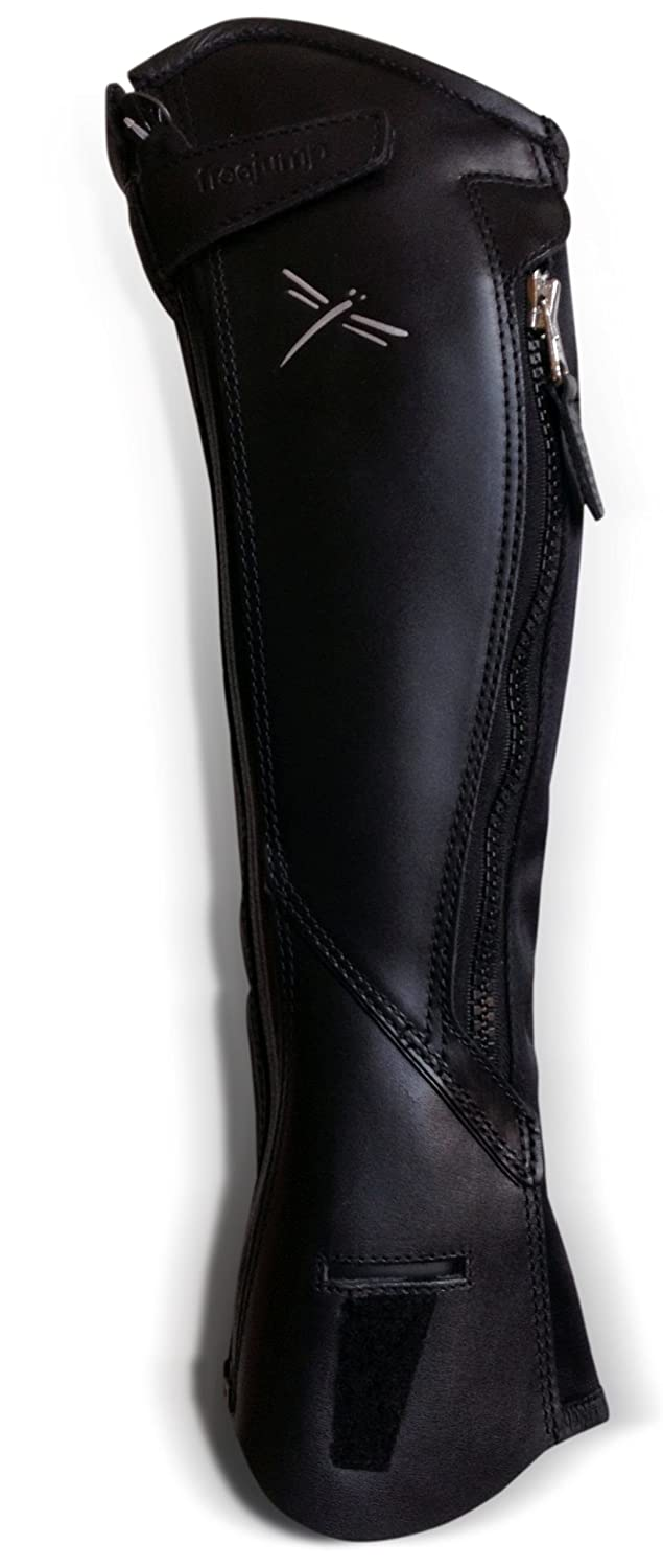 XX-Large Leather Riding Chaps for Competition Freejump Liberty Air Mini-Chaps