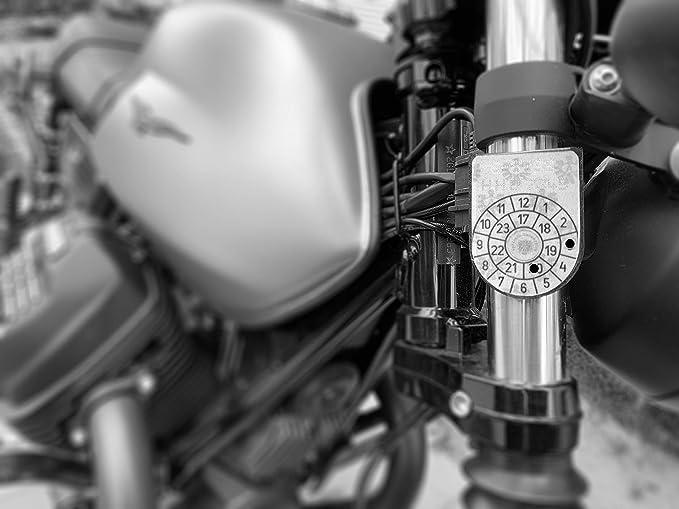 Der Pickerlhalter Für Motorräder Auto