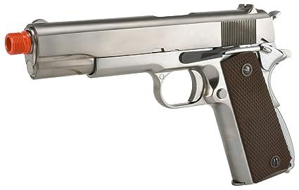 Amazon com : Evike WE-Tech 1911 Gas Blowback Airsoft Pistol