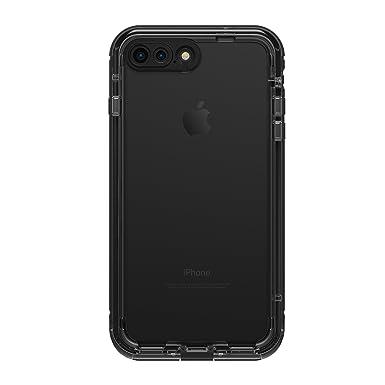 LifeProof NÜÜD SERIES Waterproof Case for iPhone 7 Plus (ONLY) - Retail Packaging - BLACK