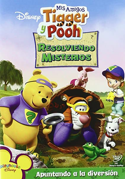 Amazon.com: Tigger Y Pooh Resolviendo Misterios [Import ...