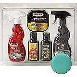 Waxpol Car Care Shine Kit (with Sponge)