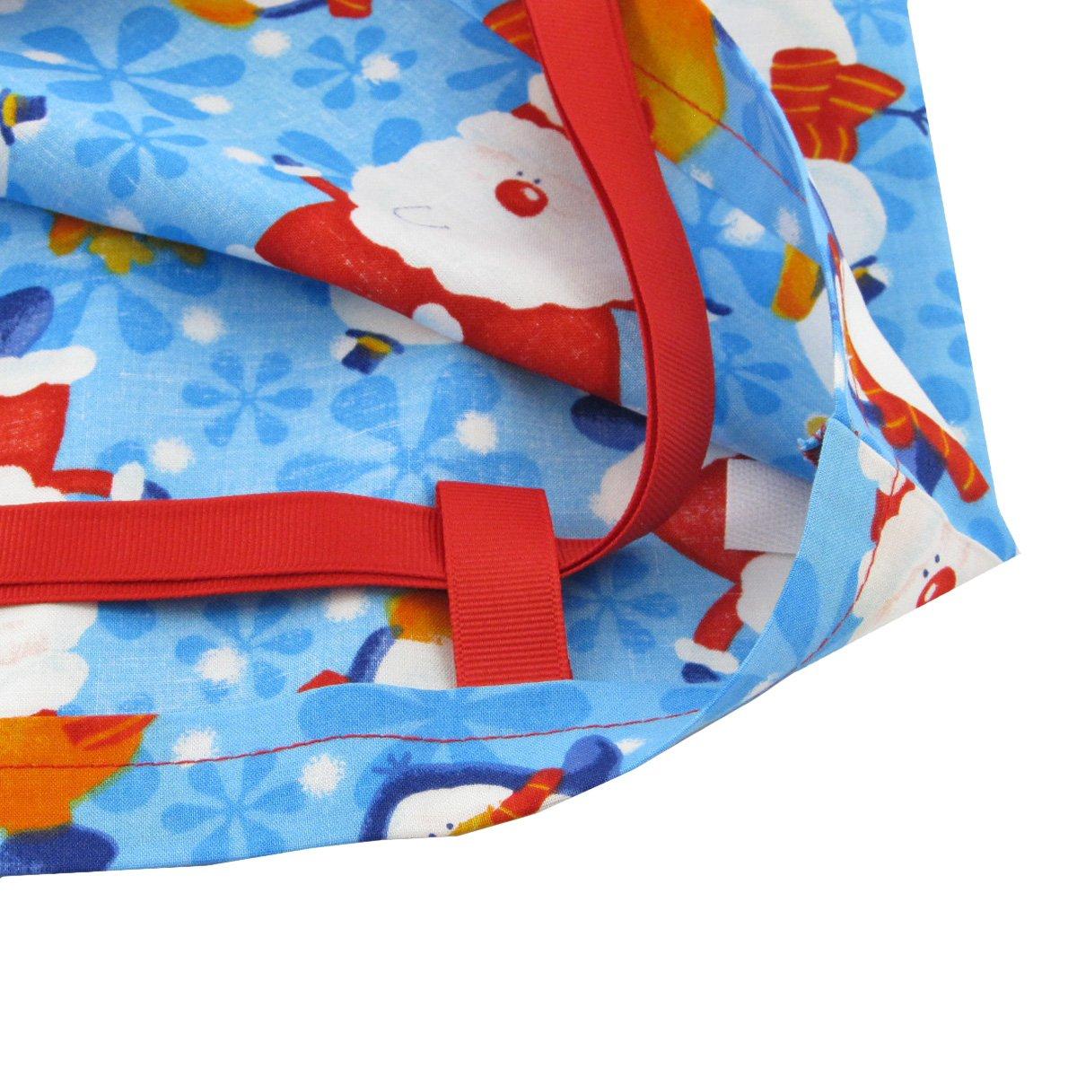 Amazon.com: Polo Norte Buddies reutilizable de Navidad bolsa ...