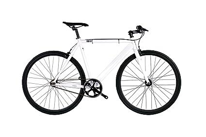 9146c8fdc5e Amazon.com : 6KU Aluminum Fixed Gear Single-Speed Fixie Urban Track ...