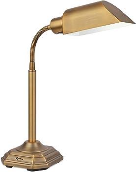 OttLite Alexander Table Lamp LED Light