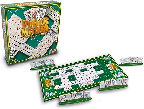 Goliath Poker Mania: Amazon.es: Juguetes y juegos