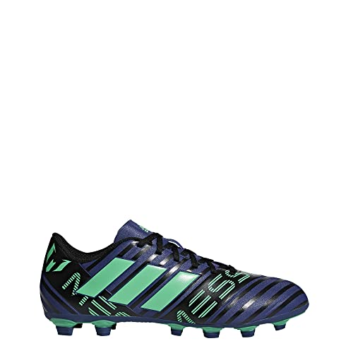 1afc76814 Adidas Men's Nemeziz Messi 17.4 FxG Uniink/Hiregr/Cblack Football Boots-12  UK