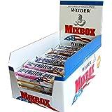 Weider 32% Bar 24, Mixed Pack by Weider
