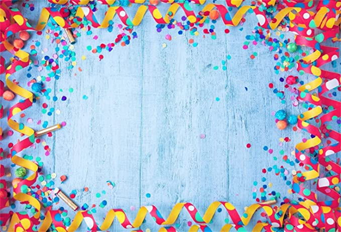10x8ft Background Disco Party Photography Backdrop Shinny Lights Ball Photo Banner Props LLFU123
