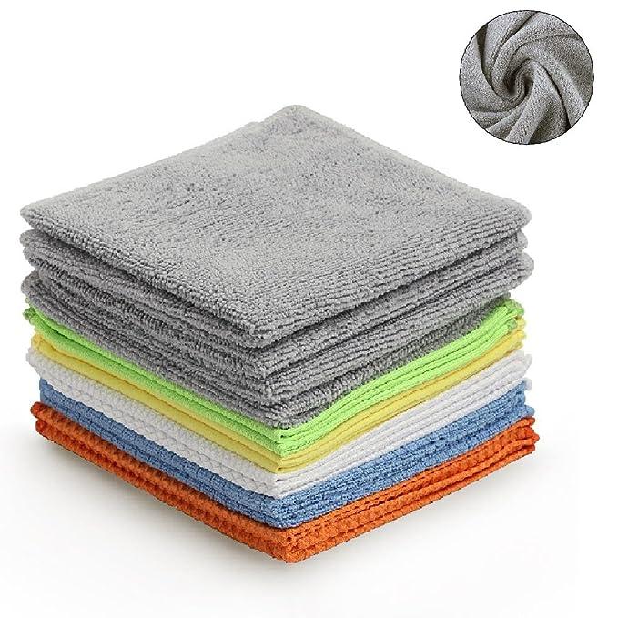 1 opinioni per 12 vestiti 30x30cm asciugamano pulito, un asciugamano da cucina, un canovaccio,
