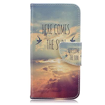 Amazon.com: for Samsung Galaxy S7 Case Wallet Flip Leather ...