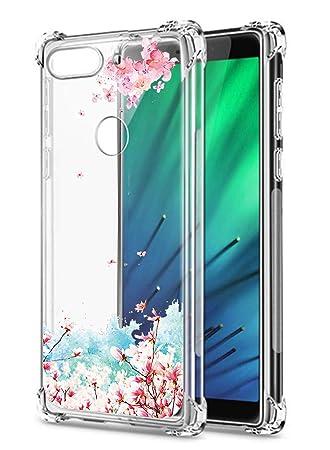 Suhctup Funda Xiaomi Mi 5S, Carcasa Patrón de Dibujos Animados ...