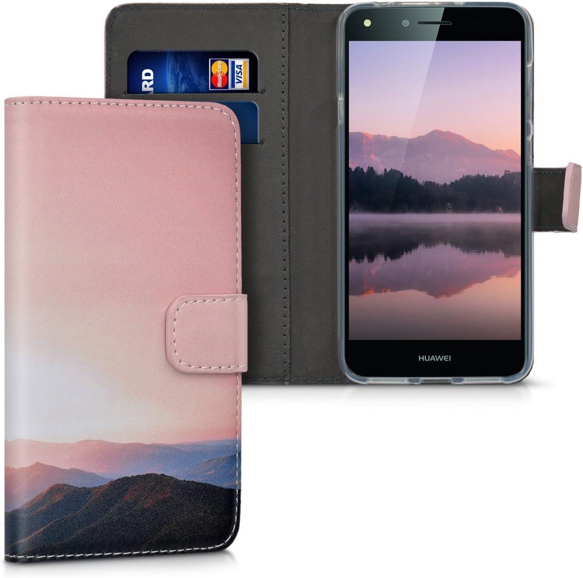Kwmobile Hülle Kompatibel Mit Huawei Y6 Ii Compact Elektronik