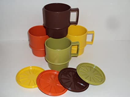dating vintage tupperware