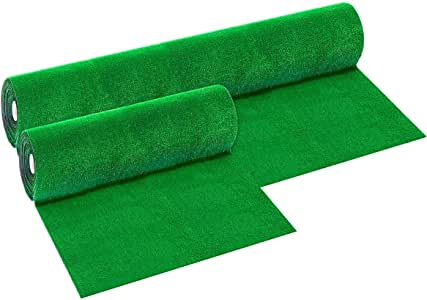 Hierba sintética drenante, 7 mm, 50 tamaños disponibles en altura de 1 metro o 2 metros. Alta calidad, 100% hecho en Italia: Amazon.es: Hogar