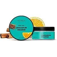 Letique cosmetics, HOT BODY WRAP GEL: CINNAMON – ORANGE; 250ml
