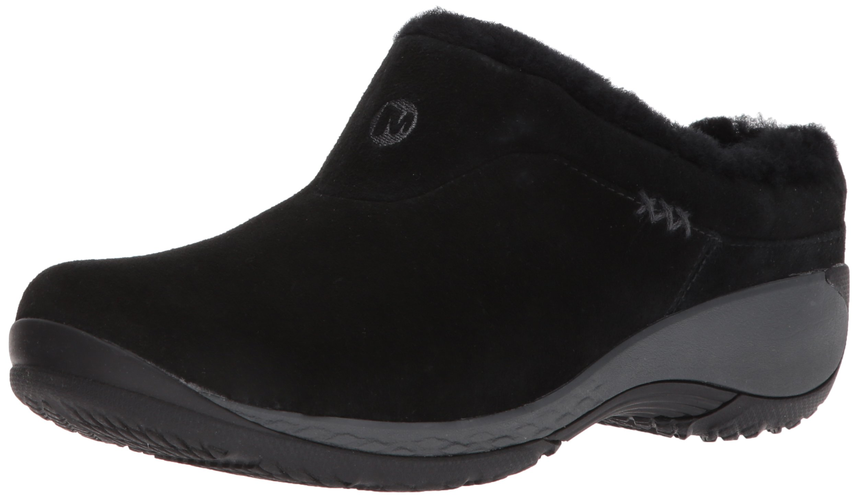 Merrell Women's Encore Q2 Ice Fashion Sneaker, Black, 9 M US
