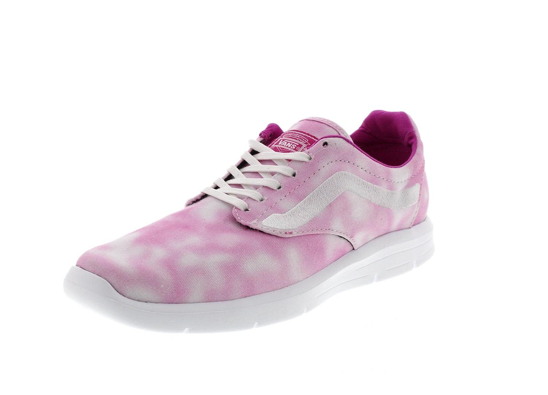 Vans Damenschuhe Sneakers ISO 1.5 Plus - Rose Violet  38 EU|Rose Vio Rosa/Wei?