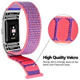 iGK For Fitbit Charge 2 Bands, Premium Woven