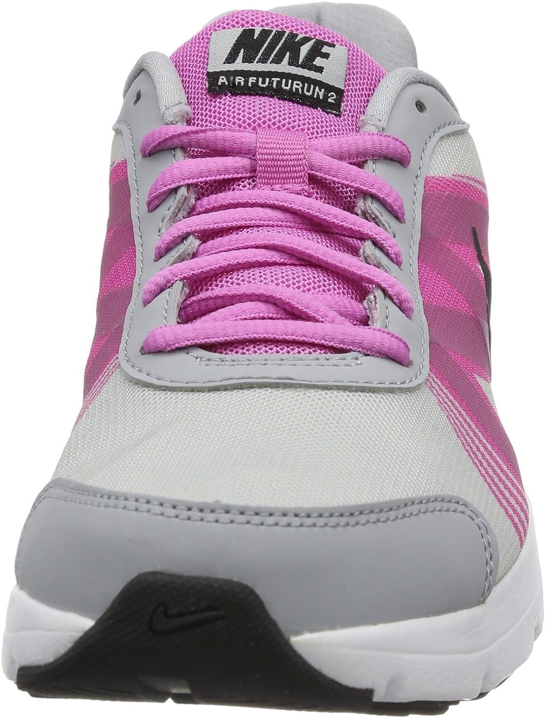 Altitud interior carolino  Amazon.com | Nike Black Air Futurun 2 Running Shoes - Women | Running