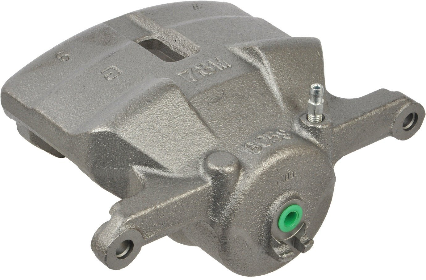 Brake Caliper Cardone 19-3429 Remanufactured Import Friction Ready Unloaded