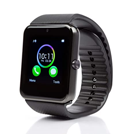 YUHANH Bluetooth Smart Watch Smartwatch Gt08 Android Llamada ...