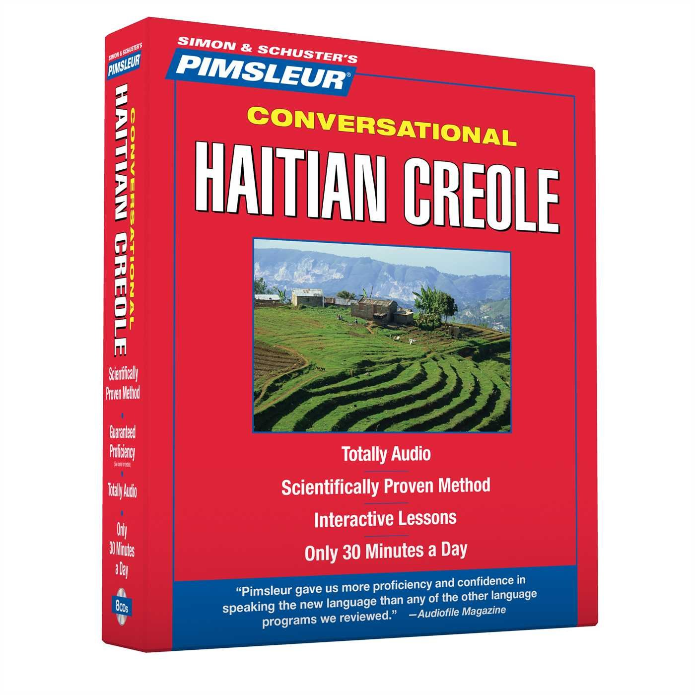 Pimsleur Haitian Creole Conversational Course - Level 1 Lessons 1-16 CD: Learn to Speak and Understand Haitian Creole with Pimsleur Language Programs pdf epub
