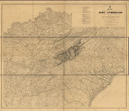 Amazon.com: Vintage 1862 Map of Colton's map of the southern ... on map of new york, map of pennsylvania, map of alabama, map of oregon, map ohio kentucky, map of idaho, map of florida, map of nashville tn, map of mississippi, map of oklahoma arkansas, map of ohio, map of louisiana, map of north carolina, map of montana, map of virginia, map of south carolina, map of washington state, map of georgia, map virginia kentucky, map of texas,