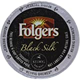 Folgers Gourmet Selections Black Silk Coffee 48 Cups