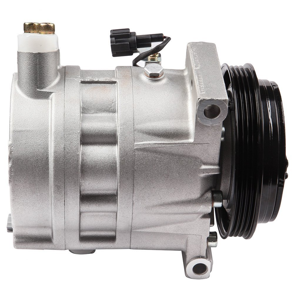 SCITOO Compatible with A//C Compressor with cluth CO 11149RW Fits 2003-2006 2004 2005 2003-2008 3.5L