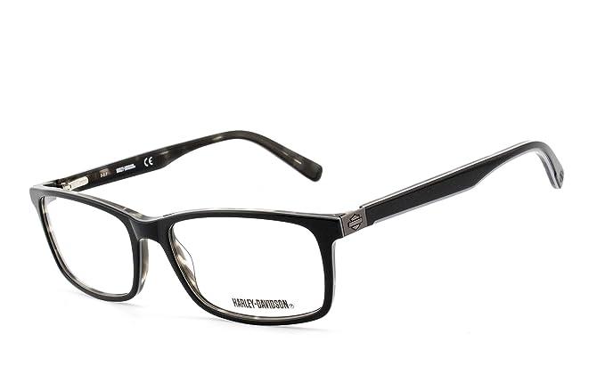 2165f1f9f6 Harley-Davidson - Montures de lunettes - Homme Noir Noir taille unique