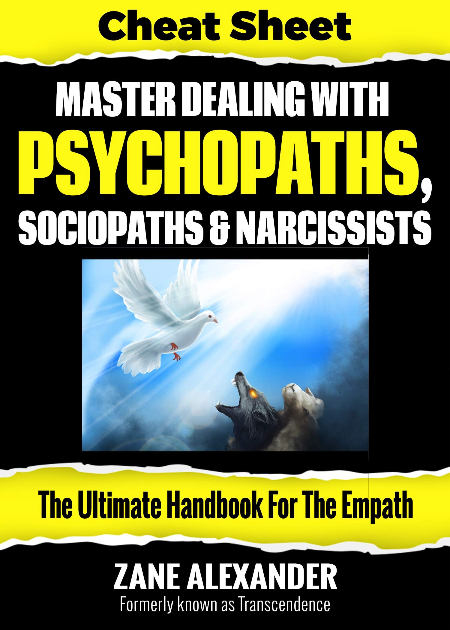Master Dealing With Psychopaths Sociopaths And Narcissists   The Ultimate Handbook For The Empath  English Edition
