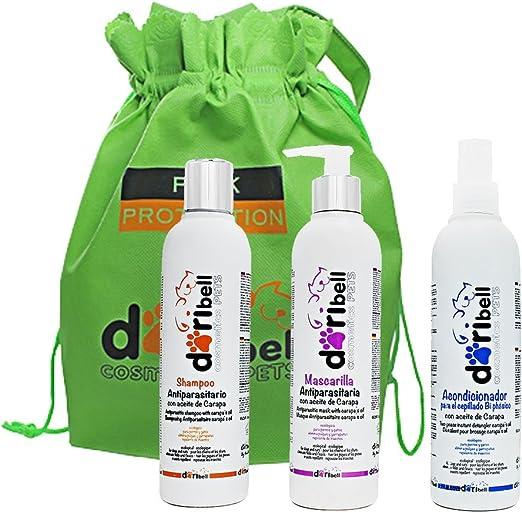 BY DORIBELL Pack de Protección Antiparasitario Ecológico Cosmetics ...