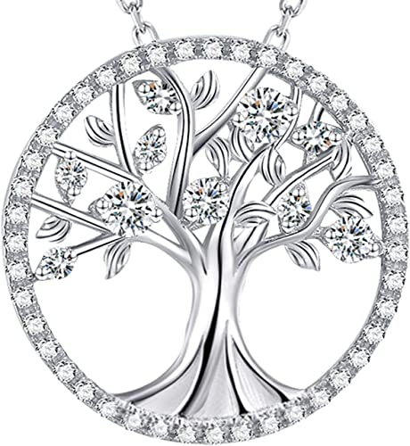 Jewelry Pendant Necklace Valentine Tree Necklace Gift For Valentine/'s Day New
