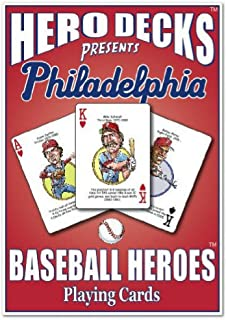 product image for Channel Craft Hero Decks - Philadelphia Phillies - Playing Cards