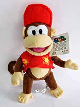 Peluche Diddy Kong 40cm.