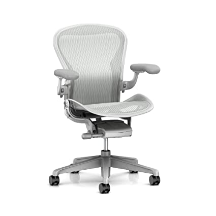 amazon com herman miller aeron task chair standard tilt zonal