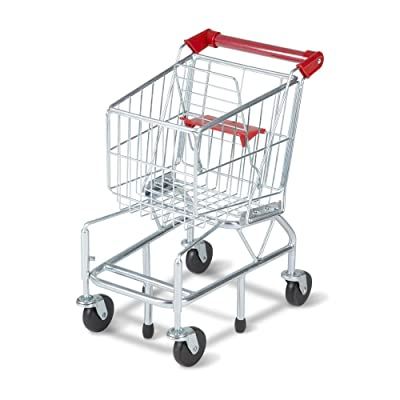 Melissa & Doug Shopping Cart: Melissa & Doug: Toys & Games