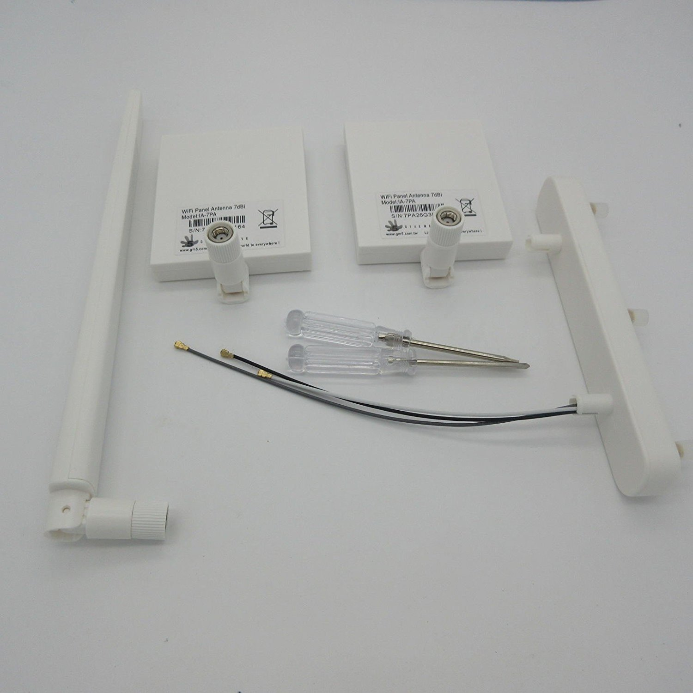 7DB Extended Range Signal Booster For DJI Phantom 3 4K (WF22)