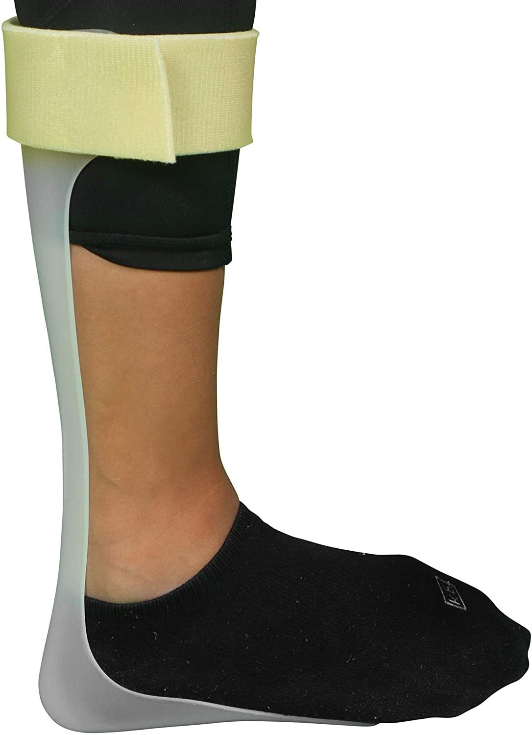 Ankle Foot Orthosis Support - AFO - Drop Foot Support Splint Right, Large