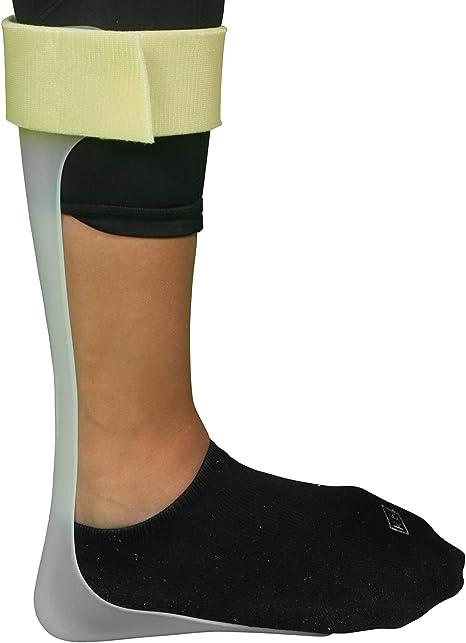 Ober Adjustable Drop Foot Support Ankle Foot Orthosis Brace Strap