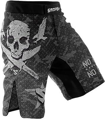 SMMASH Combat 2.0 Pantalones Cortos de Deporte para Hombre para el ...