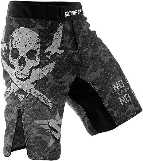 G-RAY SMMASH MMA Pantaloncini S M L XL XXL XXXL MMA BJJ UFC Sport di Combattimento